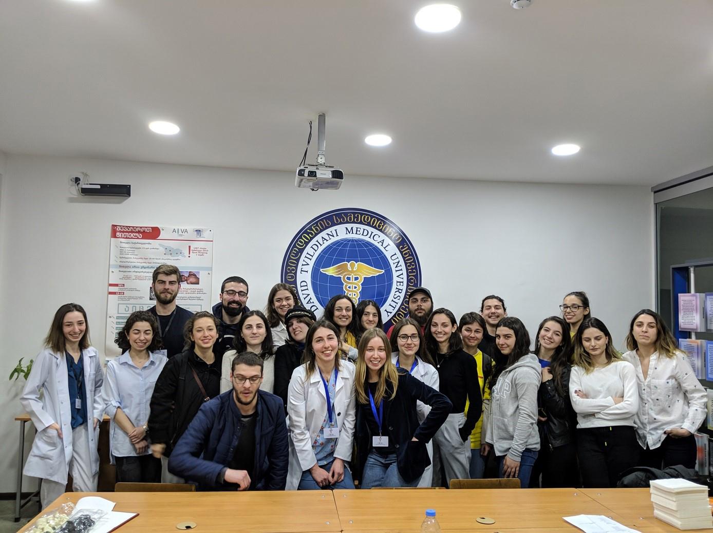 اخذ پذیرش از دانشگاه های در گرجستان