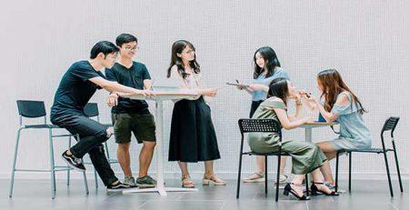 کار دانشجویی در چین