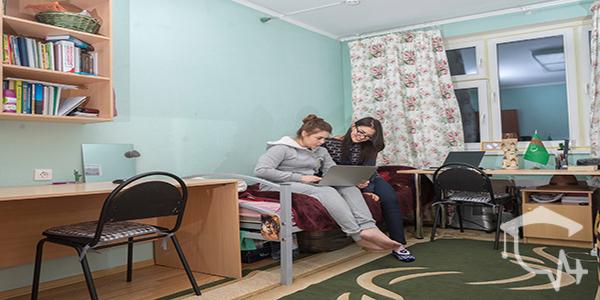 اسکان دانشجویی در روسیه