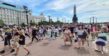 شرایط زندگی در روسیه