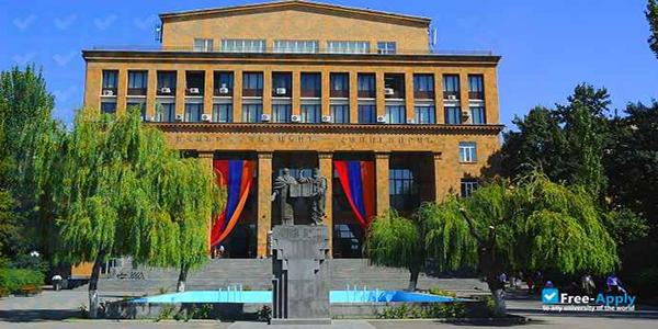 دانشگاه ایروان