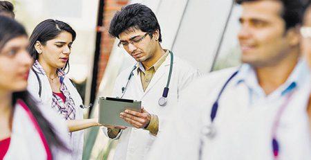 شرایط تحصیل پزشکی در هند