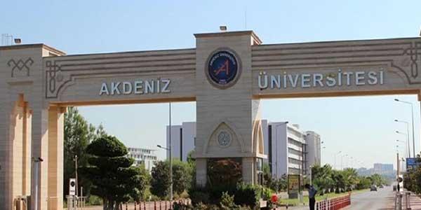 دانشگاه آک دنیزترکیه
