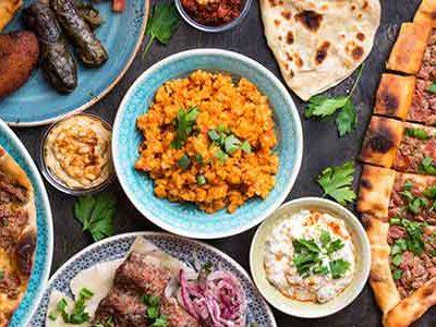 غذاهای محبوب ترکیه