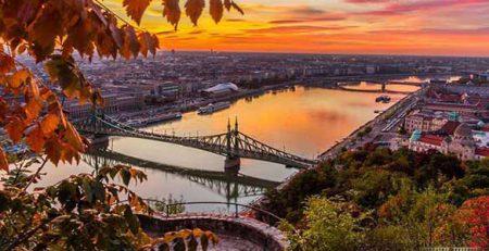 شرایط اقلیمی و آب هوای مجارستان